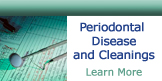 Periodontal Disease and Cleanings