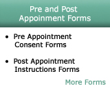 Pre and Post Appt Forms