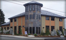 Shelton Dental Center's New building